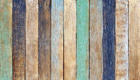 Una vecchia plancia di legno strutturata fotografia stock libera da diritti