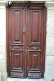 Una vecchia porta Fotografie Stock Libere da Diritti