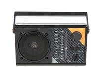 Una vecchia radio Fotografie Stock Libere da Diritti