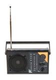 Una vecchia radio Immagini Stock Libere da Diritti