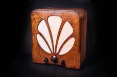 Una vecchia radio Fotografia Stock Libera da Diritti