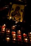 Una vela para usted fotos de archivo libres de regalías