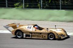 Una vettura da corsa di 1976 sport di TOJ SC304 Fotografia Stock