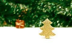Una vez sobre una Navidad fotos de archivo