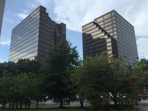 Una via a Atlanta fotografia stock libera da diritti