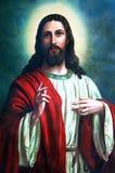 Cristo Jesús Foto de archivo