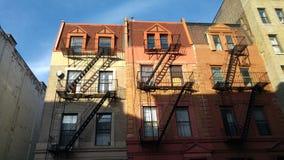 Una visión desde Nueva York Fotos de archivo libres de regalías
