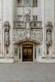 Una visión en Westminster en Londres fotos de archivo libres de regalías