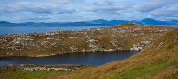 Una visión irlandesa típica Imagenes de archivo