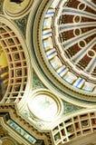 Bóveda del capitolio de Pennsylvania Foto de archivo