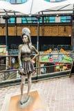 Una visión típica en Camden Market Londres imagen de archivo