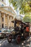 Una visión típica en Londres imagen de archivo