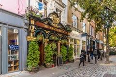 Una visión típica en Londres fotos de archivo libres de regalías
