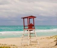 Una visión típica en Varadero en Cuba foto de archivo libre de regalías