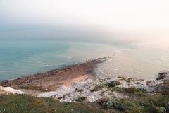 Una vista al mar Foto de archivo libre de regalías