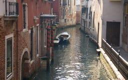 Una vista classica di Venezia Fotografia Stock Libera da Diritti