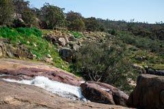 Una vista dalla cima del parco nazionale cade plateau in John Forrest N Immagini Stock Libere da Diritti