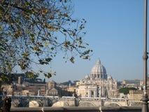 Una vista de Roma Fotografía de archivo