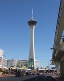 Una vista del hotel de la estratosfera Fotografía de archivo