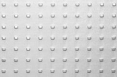 Una vista del primo piano di una tavola di vetro Immagini Stock