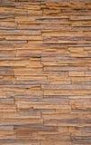 Una vista detallada de la estructura de una pared de piedras Imagen de archivo libre de regalías