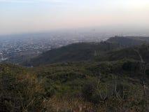 Una vista di Islamabad Fotografia Stock