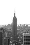 Una vista di NYC Fotografia Stock