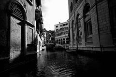 Una vista di Venezia Immagini Stock Libere da Diritti