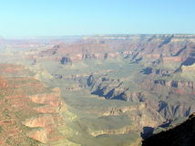 Una vista espectacular del Gran Cañón, Arizona Imagen de archivo libre de regalías