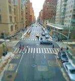 Una vista semplice da Hunter College Immagine Stock