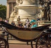 Una vista tipica a Londra immagine stock libera da diritti