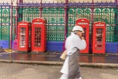 Una vista tipica a Londra centrale Regno Unito immagine stock