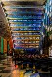 Una vista tipica in San Salvador, El Salvador Fotografia Stock