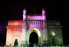 Una volta su su un momento in Mumbai Immagini Stock Libere da Diritti