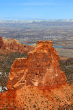 Unabhängigkeit-Denkmal in Kolorado Lizenzfreies Stockfoto