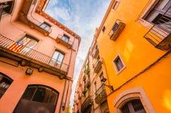 Unabhängigkeit für Katalonien Lizenzfreie Stockfotografie