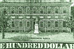 Unabhängigkeit Hall Stockfoto