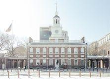 Unabhängigkeit Hall lizenzfreie stockfotografie