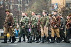 Unabhängigkeit von Polen Lizenzfreies Stockfoto