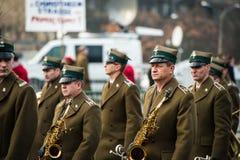 Unabhängigkeit von Polen Stockfotografie