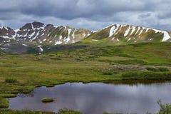 Unabhängigkeits-Durchlauf, Colorado lizenzfreie stockbilder