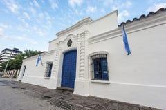Unabhängigkeits-Haus in Tucuman, Argentinien Stockbilder