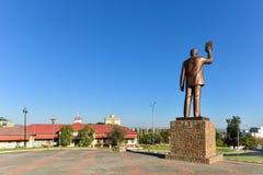 Unabhängigkeits-Museum, Windhoek, Namibia, Afrika stockfotografie