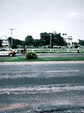 Unabhängigkeitsquadrat, Accra Ghana Lizenzfreies Stockbild