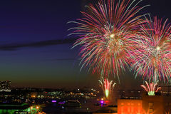 Unabhängigkeitstag 2009 Stockfotografie
