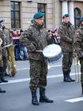 Unabhängigkeitstag, Lublin, Polen Lizenzfreies Stockbild