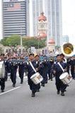 57. Unabhängigkeitstag-Parade Malaysias Stockfoto