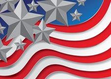 Unabhängigkeitstagfeiern Lizenzfreies Stockbild