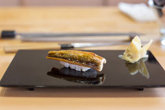 Unagi Anago Suhi Royalty Free Stock Images