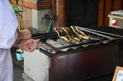 Free Unagi (eel) Or Kabayaki Or Grilled Eel Stock Photo - 57384340